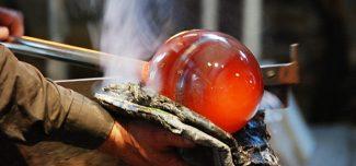 Prachtige vaartocht van 2 uur over de Linge en bezoek aan glasblazer