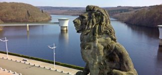 Prachtige Belgische stuwdammenroute