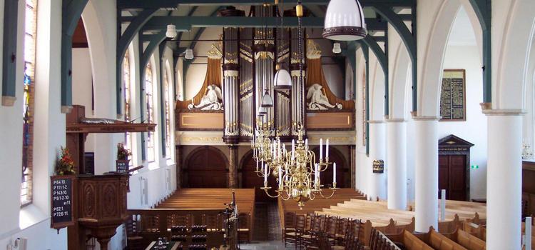 Strijen Lambertus kerk (4)
