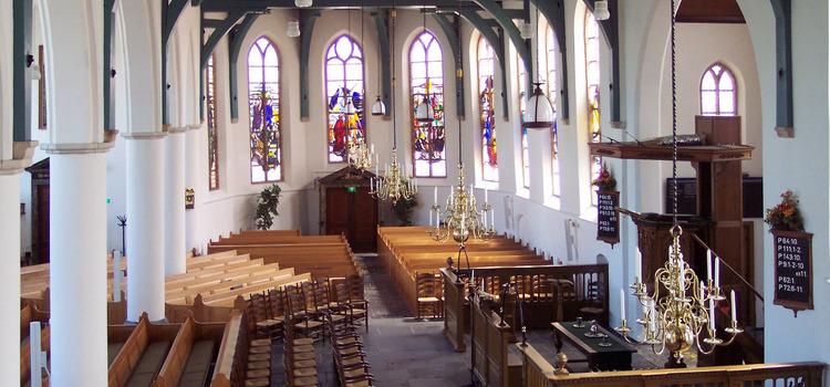 Strijen Lambertus kerk (5)
