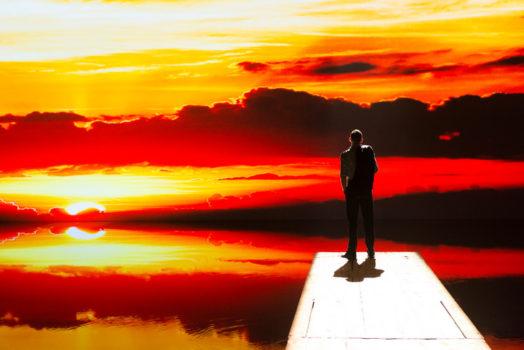 Zonsondergang_©Joris van Bennekom