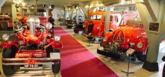 Nationaal Brandweermuseum en bezoek aan Rotterdam