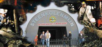 Bezoek aan Valkenburg en de steenkoolmijn