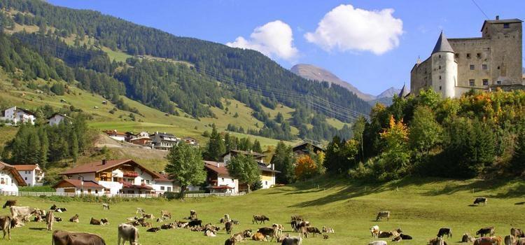 Nauders Oostenrijk