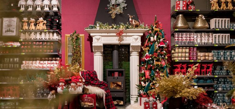 Bezoek aan basiliek en grote Intratuin kerstshow