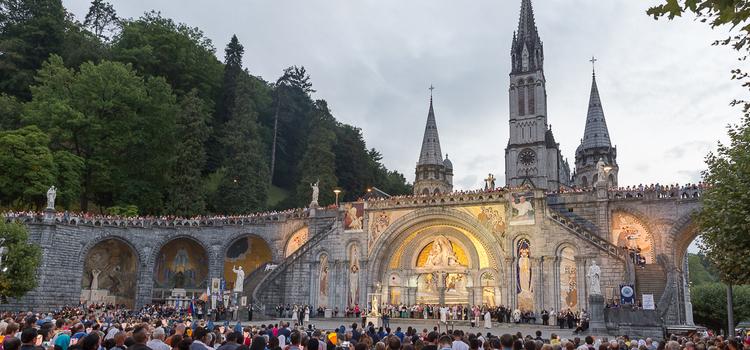 Lourdes Frankrijk