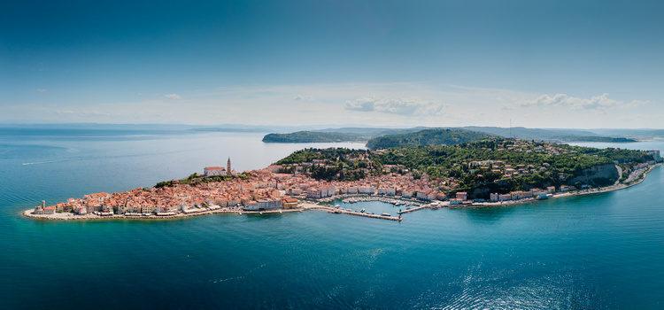 Portorož Istrië Slovenië